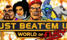 Just Beat Em Up : World of Fury İndir Yükle