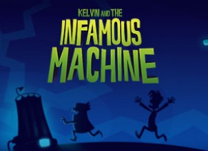 Kelvin and the Infamous Machine İndir Yükle