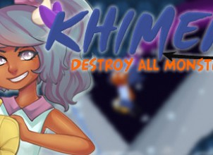 Khimera: Destroy All Monster Girls İndir Yükle