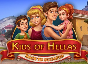 Kids of Hellas: Back to Olympus İndir Yükle