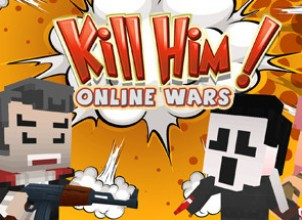 Kill Him! Online Wars İndir Yükle