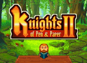 Knights of Pen and Paper 2 İndir Yükle