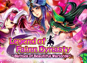 Legend of Fainn Dynasty ~Battles of Beautiful Warlords~ İndir Yükle
