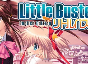 Little Busters! English Edition İndir Yükle
