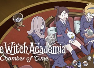 Little Witch Academia: Chamber of Time İndir Yükle