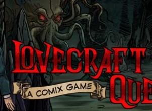 Lovecraft Quest – A Comix Game İndir Yükle
