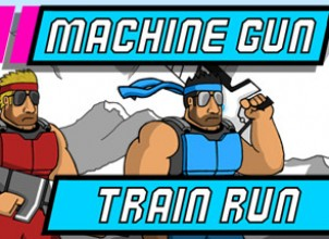 Machine Gun Train Run İndir Yükle