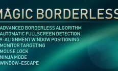 Magic Borderless İndir Yükle