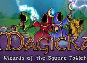 Magicka: Wizards of the Square Tablet İndir Yükle