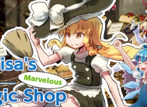 Marisa's Marvelous Magic Shop İndir Yükle