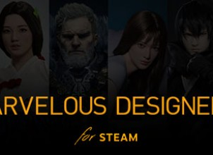 Marvelous Designer 6 For Steam İndir Yükle