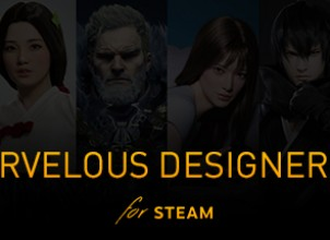 Marvelous Designer 6.5 For Steam İndir Yükle
