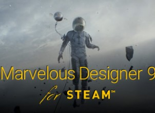 Marvelous Designer 9 for Steam İndir Yükle