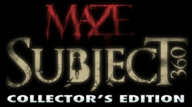Maze: Subject 360 Collector's Edition İndir Yükle