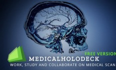 MEDICALHOLODECK FREE  | Medical Virtual Reality | Medical VR | DICOM Viewer İndir Yükle
