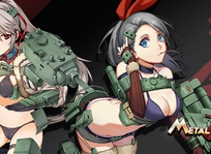Metal Waltz: Anime tank girls İndir Yükle