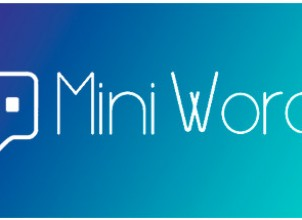 Mini Words – minimalist puzzle İndir Yükle