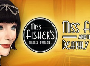 Miss Fisher and the Deathly Maze İndir Yükle