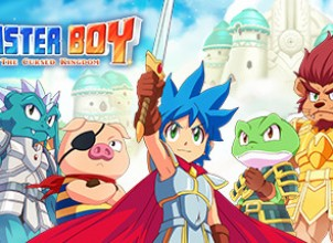 Monster Boy and the Cursed Kingdom İndir Yükle
