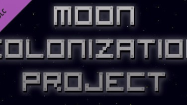 Moon Colonization Project İndir Yükle