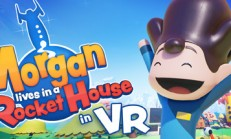 Morgan lives in a Rocket House in VR İndir Yükle