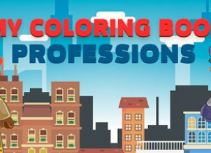 My Coloring Book: Professions İndir Yükle