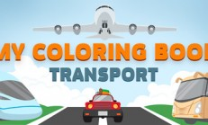 My Coloring Book: Transport İndir Yükle