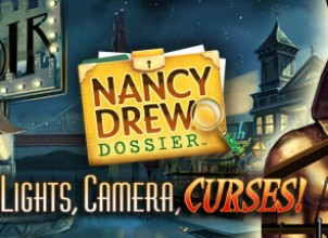 Nancy Drew® Dossier: Lights, Camera, Curses! İndir Yükle