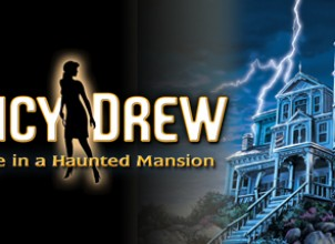 Nancy Drew®: Message in a Haunted Mansion İndir Yükle