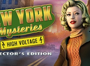 New York Mysteries: High Voltage İndir Yükle