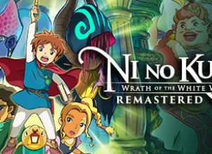 Ni no Kuni Wrath of the White Witch™ Remastered İndir Yükle