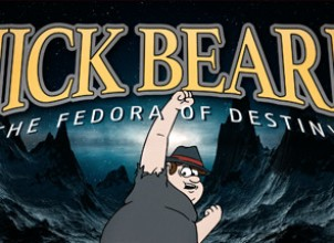 Nick Beard: The Fedora of Destiny İndir Yükle