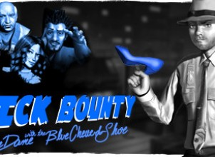Nick Bounty and the Dame with the Blue Chewed Shoe İndir Yükle