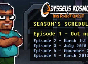 Odysseus Kosmos and his Robot Quest: Adventure Game İndir Yükle