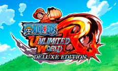 One Piece: Unlimited World Red – Deluxe Edition İndir Yükle