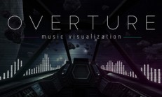 Overture Music Visualization İndir Yükle
