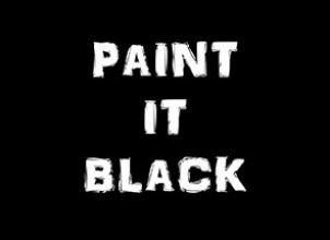 Paint It Black İndir Yükle