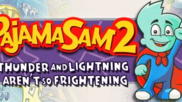 Pajama Sam 2: Thunder and Lightning Aren't So Frightening İndir Yükle