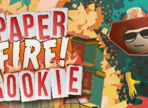 PAPER FIRE ROOKIE (Formerly Paperville Panic) İndir Yükle