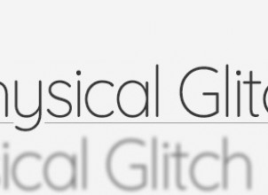 Physical Glitch İndir Yükle