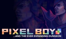 Pixel Boy and the Ever Expanding Dungeon İndir Yükle