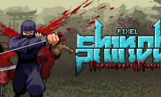 Pixel Shinobi Nine demons of Mamoru İndir Yükle