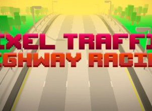 Pixel Traffic: Highway Racing İndir Yükle