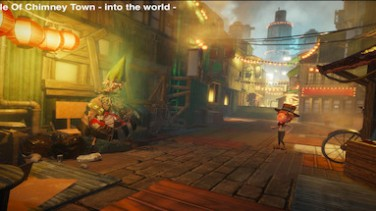 PoupeIIe Of ChimneyTown VR ~into the world~ İndir Yükle