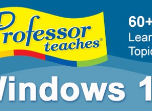 Professor Teaches Windows 10 İndir Yükle