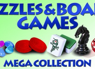 Puzzles and Board Games Mega Collection İndir Yükle