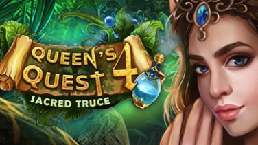 Queen's Quest 4: Sacred Truce İndir Yükle