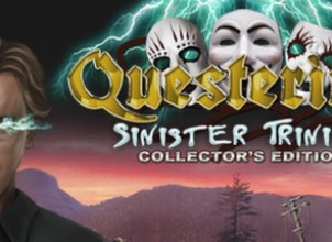 Questerium: Sinister Trinity HD Collector's Edition İndir Yükle