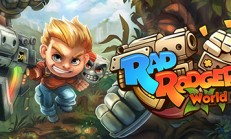 Rad Rodgers: World One İndir Yükle