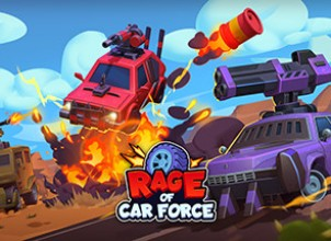 Rage of Car Force: Car Shooter & Twisted Action İndir Yükle